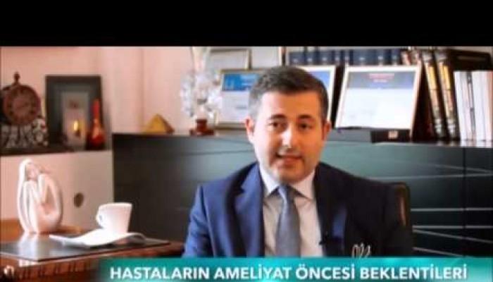 Dr. Aret Çerçi Özkan ile Burun Estetiği